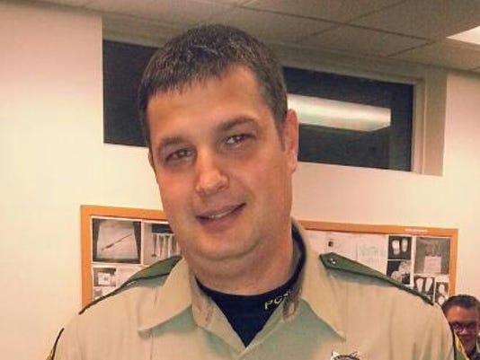 Polk County Sheriff's Office Reserve Deputy Troy Cline