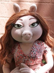 Denise is the new lady in Kermit the Frog's life on