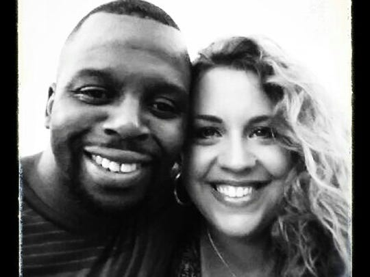 Homicide victim Rebekah Strausbaugh and boyfriend Michael Morant, accused of strangling her. (Photo courtesy of Facebook)