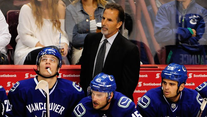 The Canucks and Rangers essentially traded coaches this offseason, with John Tortorella heading to Vancouver and Alain Vigneault going to New York.
