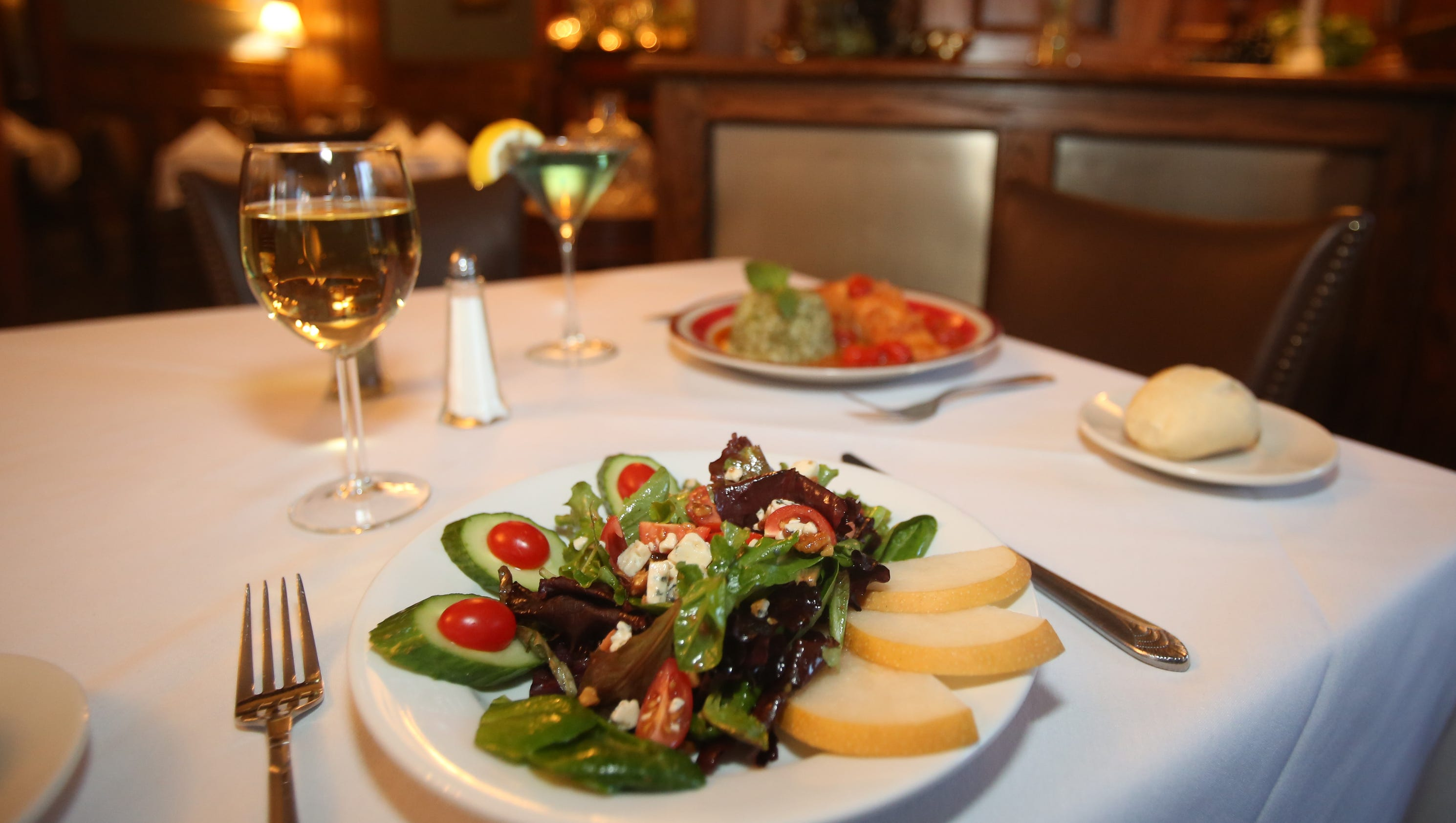 6 options for a romantic dinner in Rockland County