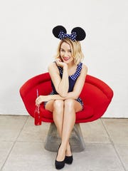 Lauren Conrad's Minnie Mouse-inspired collection at
