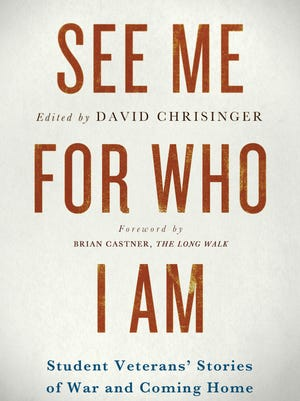 """See Me For Who I Am"" book cover"