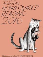 'The Best American Nonrequired Reading 2016'