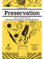 Christina Ward poured her vast knowledge and experience into this guide to food preservation.
