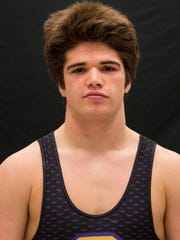 Jared Fleitas, Fort Pierce Central High School, all-area wrestling finalist.