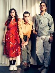 Indie-rockers Flasher play a show Monday at The Monkey