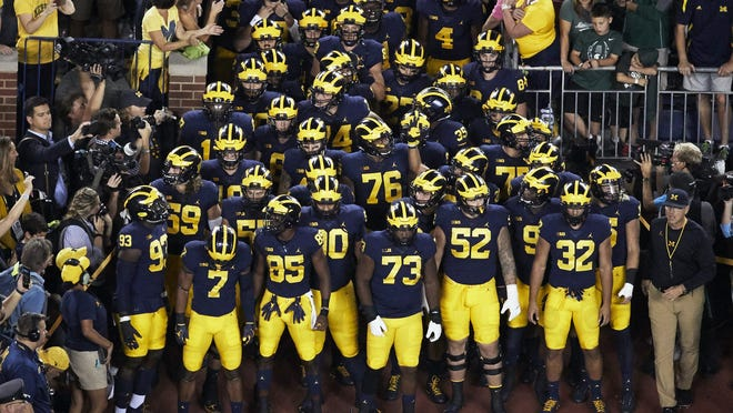Michigan officially announced the hiring of new head strength and conditioning coach Ben Herbert.