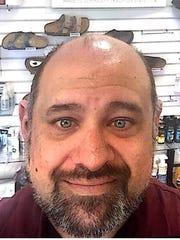 Owner Rob LoTempio of LoTempio Shoe Repair Repair &