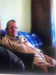 This old family photo shows Charles Larry Ross before his health declined. Ross who has Alzheimer's disease, was a resident of Upstate Residential Care in Anderson when he was beaten by another resident, according to police records.