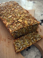 Nut and Seed Bread is an option for those on paleo