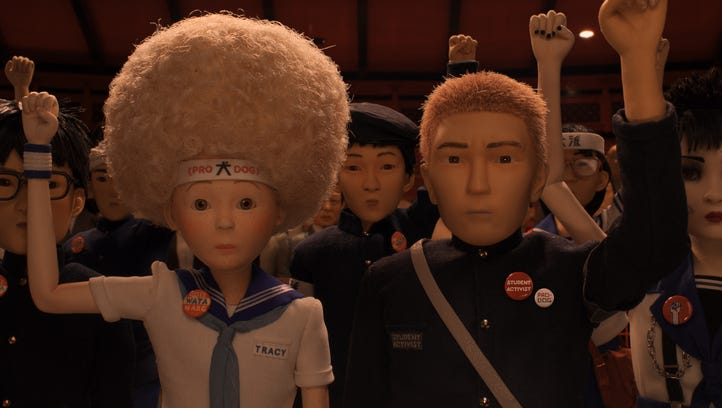 How 'Isle of Dogs' perfectly (and accidentally) predicted the rise of student-led change