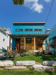A 600-square-foot, one-bedroom home in REO Town at