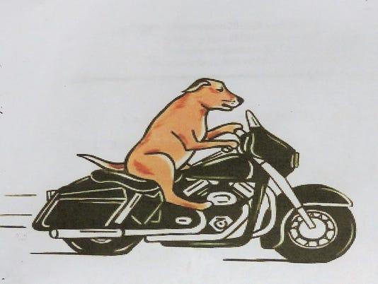 Rodeo on Wheels logo