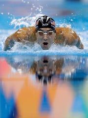 Michael Phelps rompió un récord de más de 2 mil años