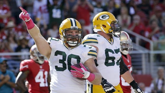 Dover High School graduate John Kuhn is currently unsigned, but still hoping a team comes calling, even if it isn't the Green Bay Packers.