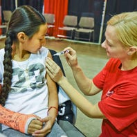 Flu concerns: Brown County health officials urge adults, kids to get shots now