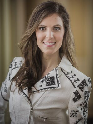 Wife of former American Sniper speaks in Montgomery May 15.