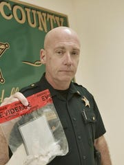 The Santa Rosa Sheriff's Office announced a major drug bust during a Thursday morning press conference.