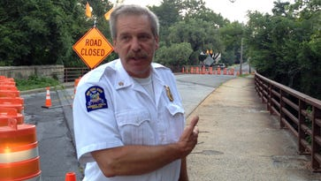 Eastchester Fire Chief Mike Grogan is retiring after 33 years at the department.