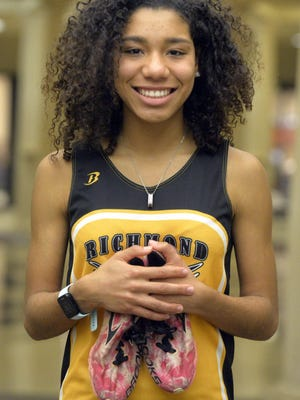 Richmond Hill's Kayla Gholar is the Savannah Morning News' Female Athlete of the Year.