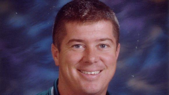 Reynolds soccer coach Patrick Gladys
