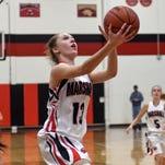 Marshall girls basketball gives back through 'Free Throw-A-Thon'