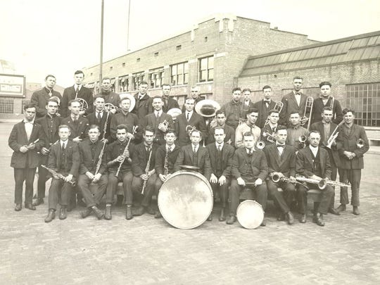 The Willys Morrow Co. Band.