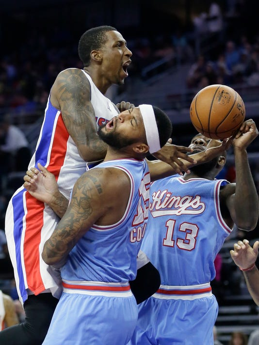 DeMarcus Cousins, Kentavious Caldwell-Pope