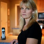 """""""He made it sound like I was definitely going to be arrested,"""" said Jennifer Blanzy of Grosse Pointe Park.  """"They came across so official and confident with my personal  information. They were trying to put fear in me so I would react and correct the mistake."""" She did not pay the nearly $6,900 that the man said she owed."""
