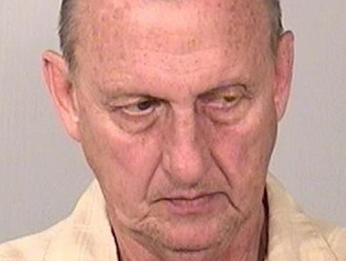 A Mayville man blamed his intoxication on a lousy day at the casino after he racked up his seventh drunken driving arrest over last weekend. John Shelley, 66, is being held in the Dodge County jail on a $25,000 cash bond. Shelley made an initial appearance in Dodge County Circuit Court on Monday and was charged with operating while intoxicated, seventh offense. If convicted, he faces up to 10 years in prison. A preliminary hearing is set for July 10.