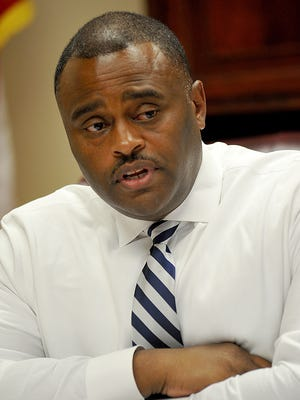 Hinds County Sheriff Tyrone Lewis