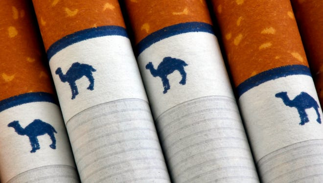 Camel is a Reynolds American brand. Reynolds American reported a 4% gain in the second quarter.