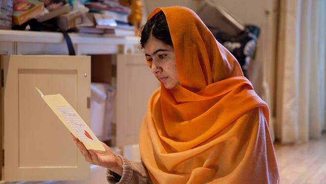 Malala Yousafzai will speak Sept. 4 at DePauw University.