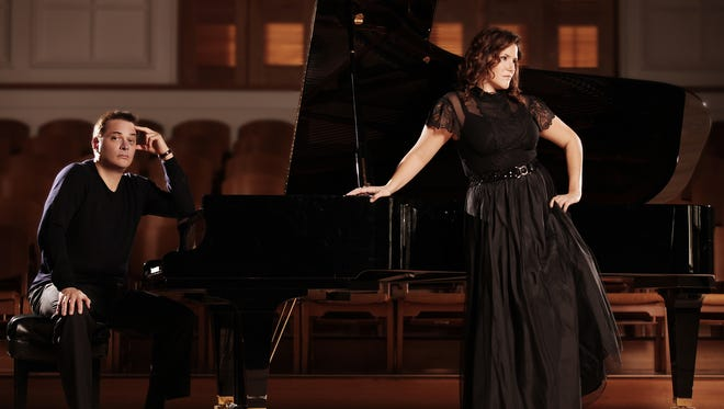 Metropolitan opera star soprano Danielle Talamantes will perform, accompanied by pianist and composer Henry Dehlinger, in Las Cruces on Wednesday, Feb. 21.