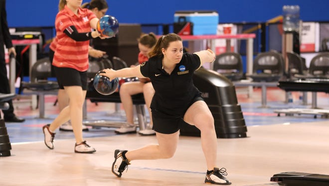 All-American bowler Maria Bulanova, a native of Moscow, was recruited by Vanderbilt after coaches saw her in international play.