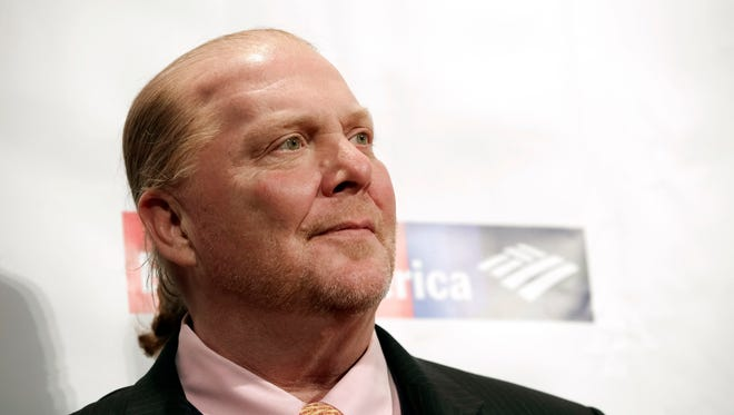 The New York Police Department is investigating allegations of sexual misconduct leveled celebrity chef Mario Batali.