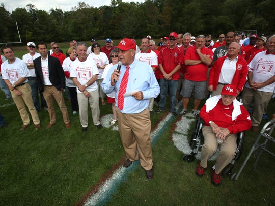 North Rockland athletic director and former coach Joe