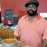 Chef's Corner: Timothy Jackson serves up pie at Hungry Jack's