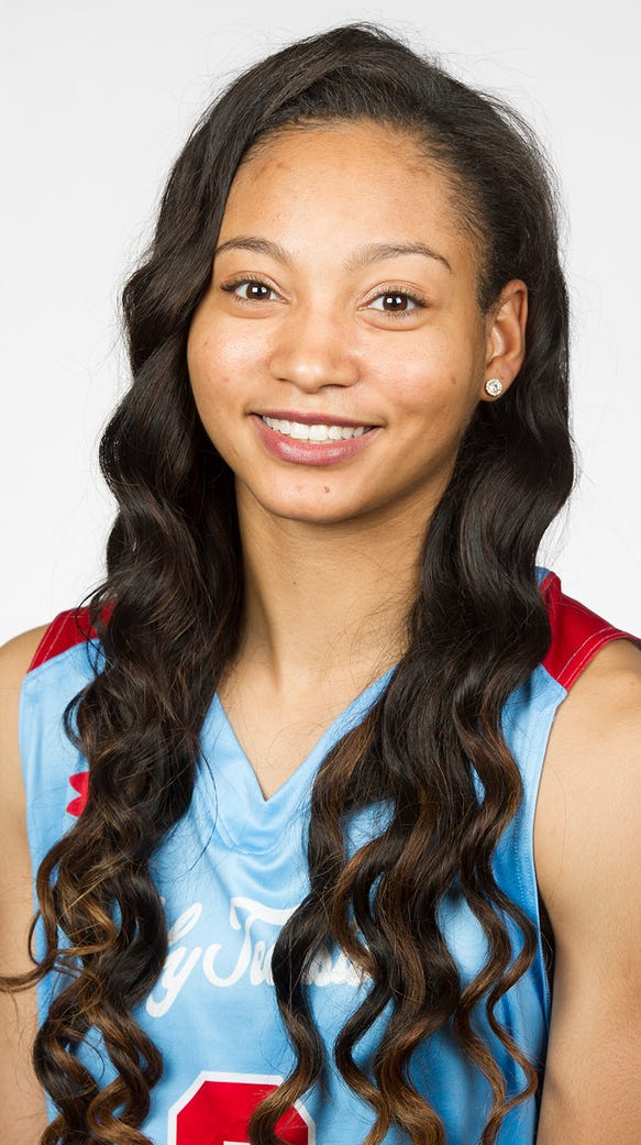 Louisiana Tech's Whitney Frazier was named first-team