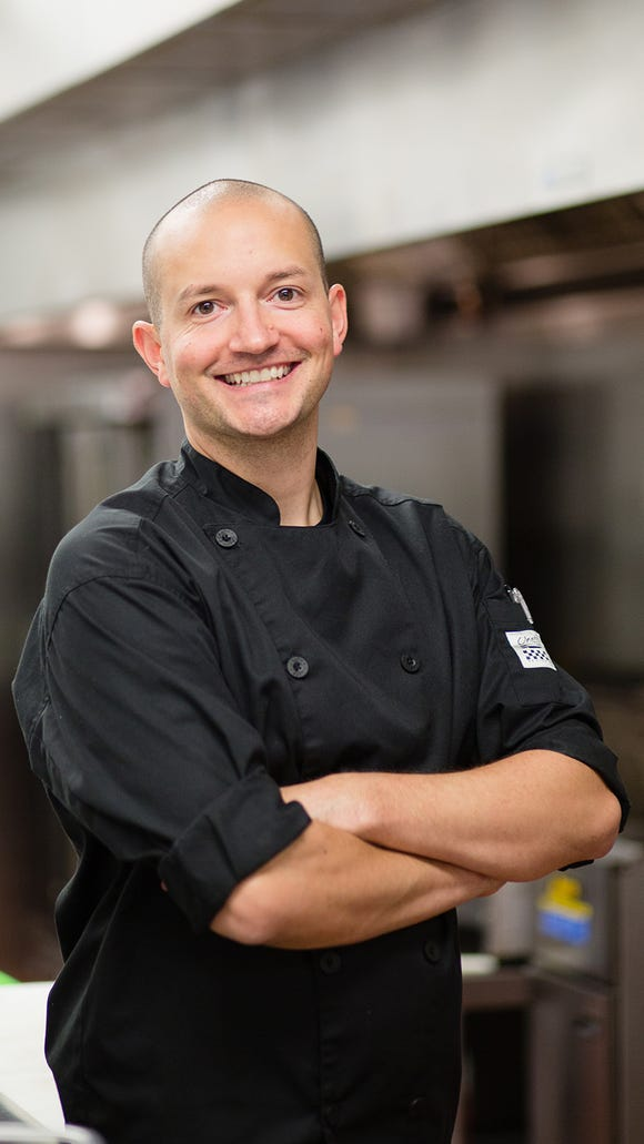 Colorado native Eric Rivera is the new executive chef for Vintage Year in Cloverdale.