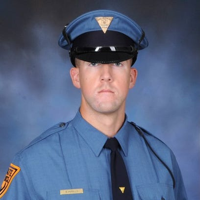Off-duty state trooper Brian McNally dies in Pennsylvania crash