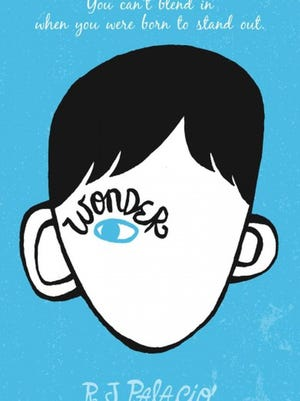 """Wonder"" by R.J. Palacio tells the story of Auggie Pullman, a 10-year-old boy with Treacher Collins syndrome, which causes craniofacial differences."