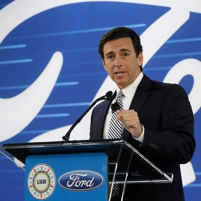 Report: Ex-Ford CEO Mark Fields could get $57.5M