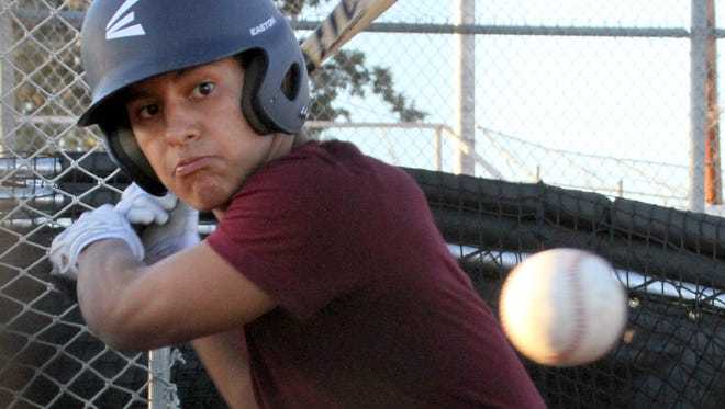 Sophomore Shane Mora typically gets the ball rolling Deming's way from his lad-off role in the Wildcat batting order. Deming High opens a three-game series at 7 p.m. Friday at Rio Grande High School against the Ravens.