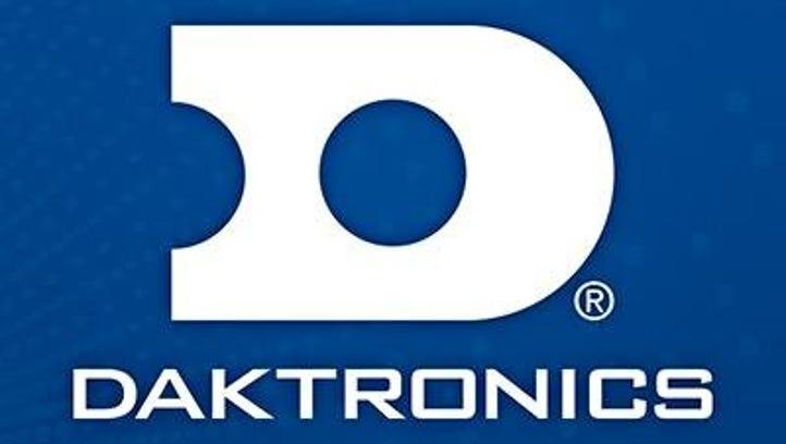 Daktronics unveils new billboard