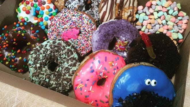 Hurts Donut Co., opening in Coralville in October, will offer 60 types of doughnuts.
