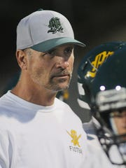 Moorpark High football head coach Tim Lins has stepped down after 18 seasons with the Musketeers.