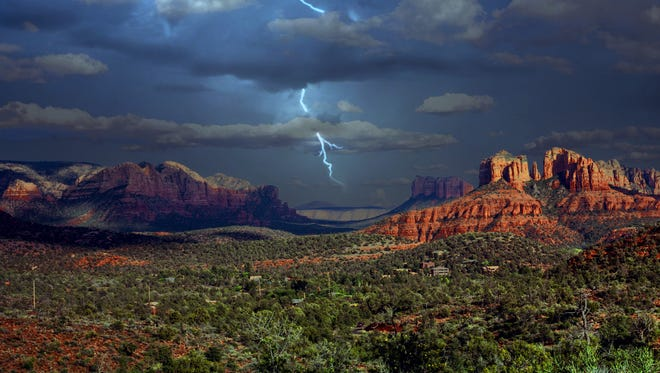 Sedona makes our list of top  'Only in Arizona' experiences.