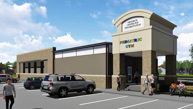Hendrick Medical Center plans to open its pediatric therapy gym in August 2019.